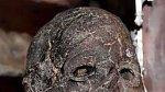 Karnevalová rekvizita ze začátku století - maminčina hlava