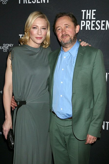 Cate Blanchett a Andrew Upton