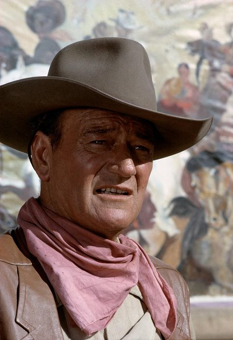"""John Wayne: """"Samozřejmě, že vím, kdo jsi. Jsi moje dívka. Miluju tě!"""""""