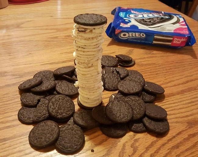 Řeklo se jen jednu sušenku!