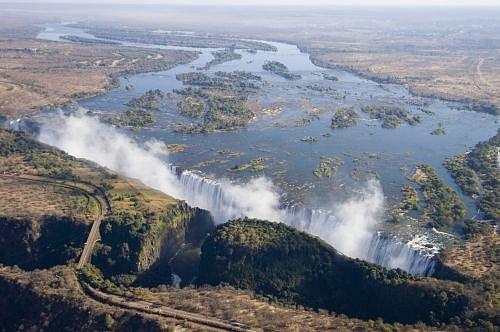 Cestování, Zimbabwe