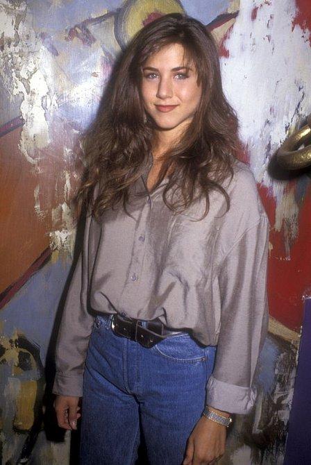 Čím je Jennifer Aniston starší, tím je krásnější.