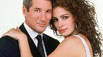 Julia Roberts a Richard Gere ve filmu Pretty Woman