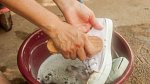Špíny se můžete zbavit několika způsoby.