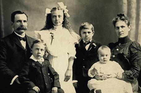 Rodina v 19. století