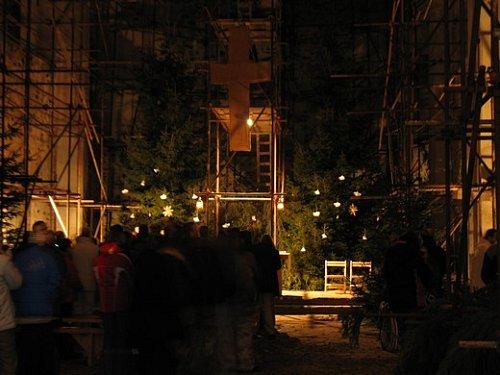 Půlnoční mše v Neratově