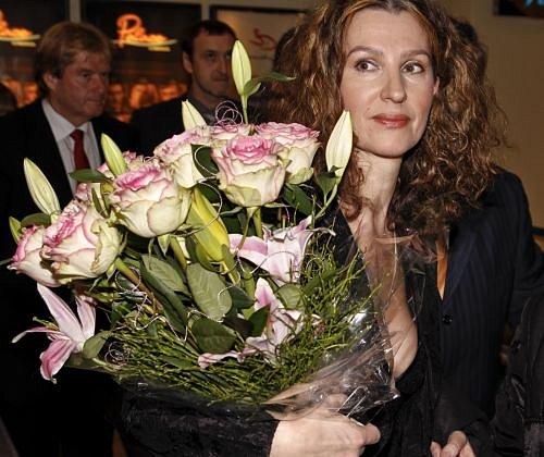 Režisérka Irena Pavlásková vzpomínala na spolupráci s Petrem Kellnerem.