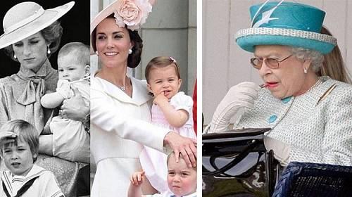 I členové královské rodiny jsou jen lidé a ještě si potrpí na sentiment