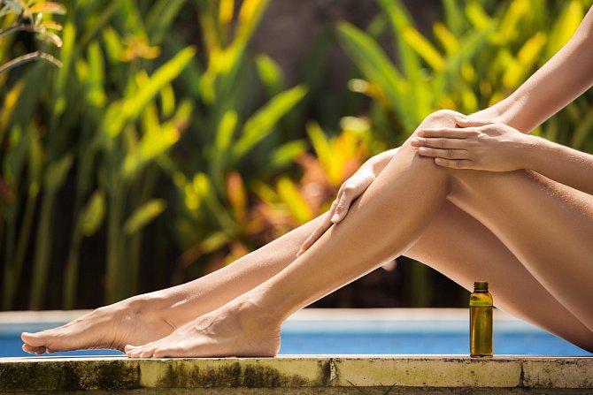 Make-up pro nohy je novinkou na trhu kosmetiky.
