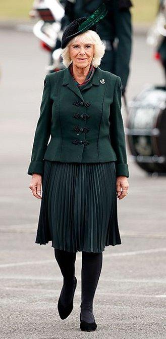 Camila, vévodkyně z Cornwallu