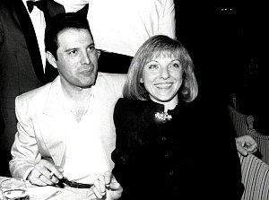 Freddie Mercury a Mary Austin