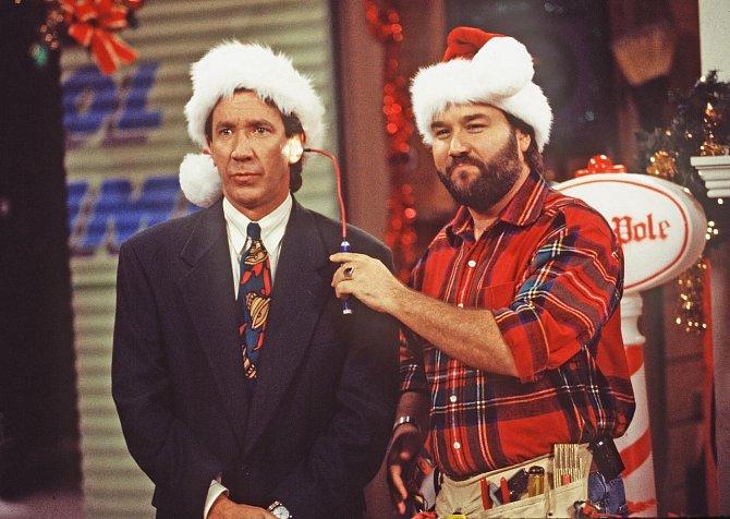 Vánoce a seriálu