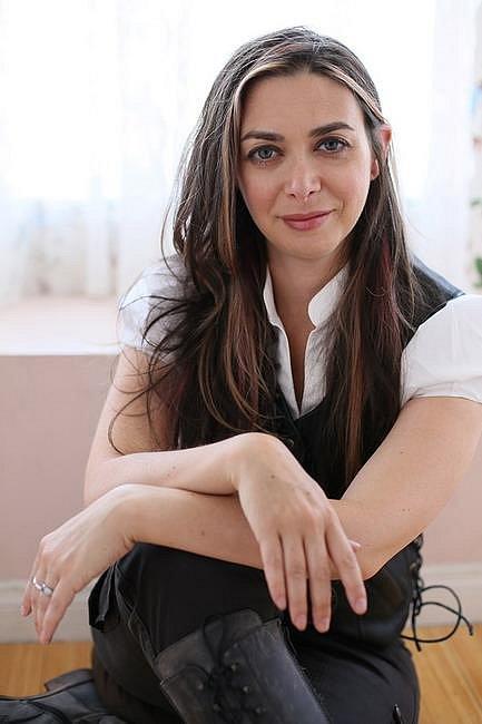 Zoë Archer, americká spisovatelka