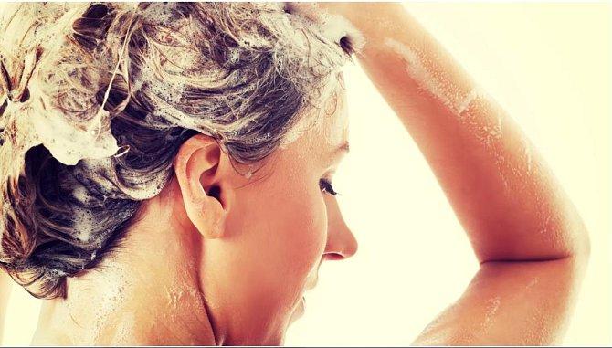 Omyl číslo 7 - špatný šampon