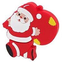 Flash disk Santa
