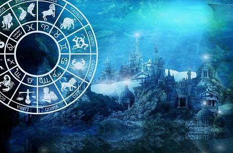 Horoskop z bájné Atlantidy