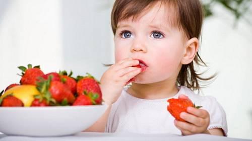 Zabraňte tloustnutí dětí aneb desatero zdravého stravování