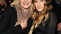 Kim Cattral a Sarah Jessica Parker si ve skutečnosti moc blízké nejsou