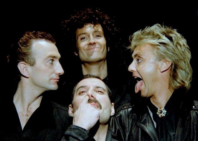 Legendární píseň Bohemian Rhapsody, tuhle fotku jste ale určitě neviděli.