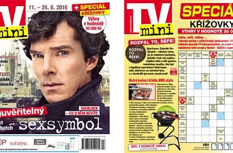 Nenechte si ujít: TV mini - Speciál křížovky!