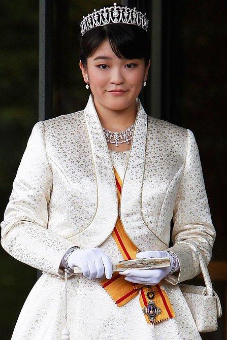 Princezna Mako přijde svatbou o titul.