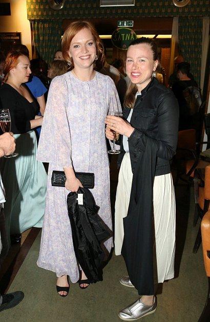 Ester Geislerová a Josefína Bakošová