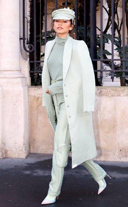 Zendaya má odvážný a neotřelý módní styl.