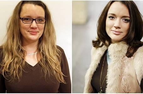Kompletní změna vizáže: Veronika (30)