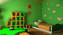 Jak zařídit pokoj pro školáka