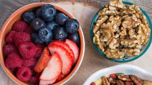 Potraviny s anti-age účinkem