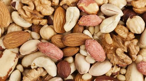 Ořechů se nemusíte bát