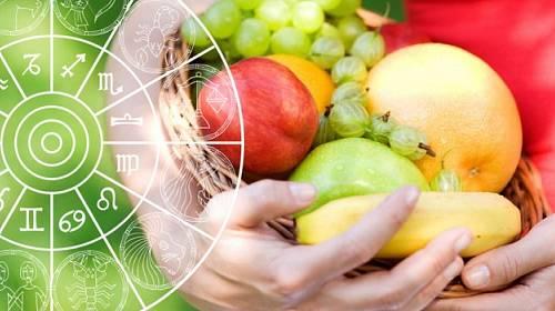 Fruktoskop aneb ovoce podle znamení