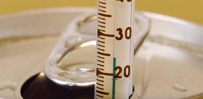 Nápoj o pokojové teplotě vás jen těžko osvěží.