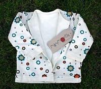 Bio kabáte, Dítě v bavlnce