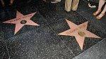 Elizabeth Taylor má svou hvězdu na Chodníku slávy.