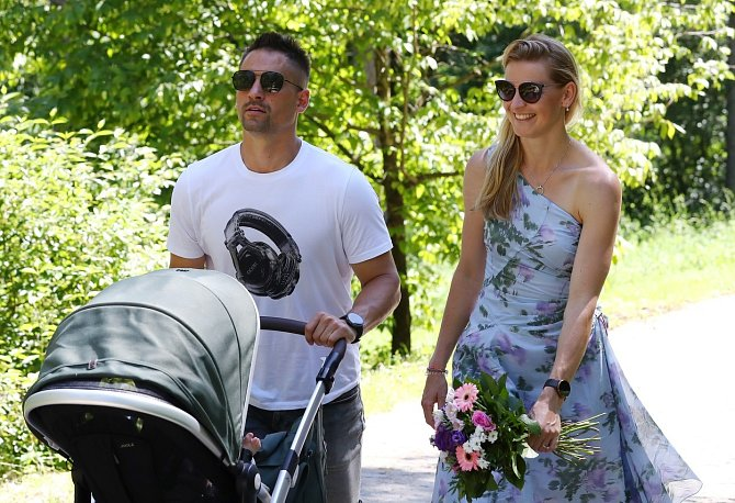 Mají spolu dceru Leontýnku.