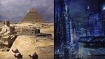 7. Chtěli byste raději mít: A) stroj času, který vás vrátí pouze do minulosti? B) stroj času, který vás přenese pouze do budoucnosti?