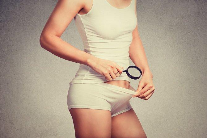Pravidelná kontrola stavu v ženském lůně je nezbytná.