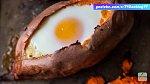 Vajíčko v bramboře