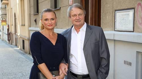 Jana Adamcová a Jiří Adamec