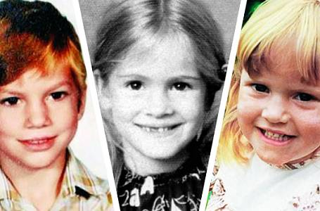 Jak vypadaly celebrity, když byly dětmi