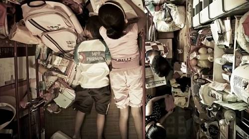 Nejmenší byty na světě: Je neuvěřitelné, v čem je člověk schopen žít