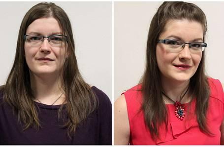 """Barevné proměny: Kateřina (28) - """"Nemám ráda růžovou"""""""