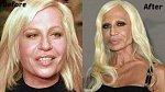 Donatella Versace zřejmě zjistila, že peníze nejsou všechno.