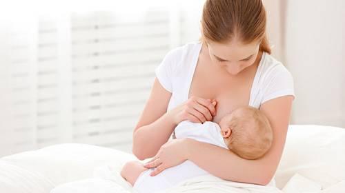 Čím podpořit laktaci aneb kojení bez problémů