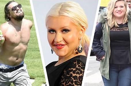 10 CELEBRIT, které se vykašlaly na diety a posilovnu a svoje ŠPEKY NEŘEŠÍ!