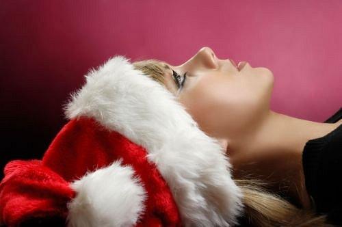 Deprese, Vánoce
