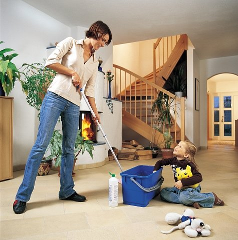 Dávám dětem peníze za práci doma