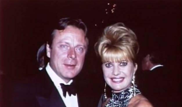 Po rozvodu s Donaldem si vzala Itala Riccarda Mazzucchelliho.