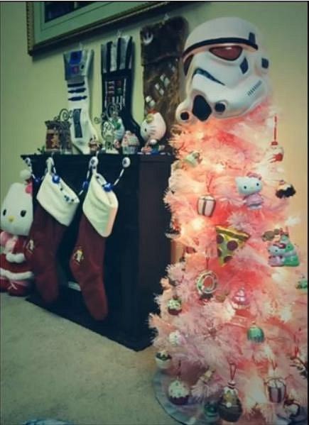 Asi milovník Star Wars.